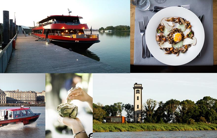 Bateau Bordeaux River Cruise - Séminaires Bordeaux